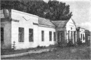 Больница Лютова